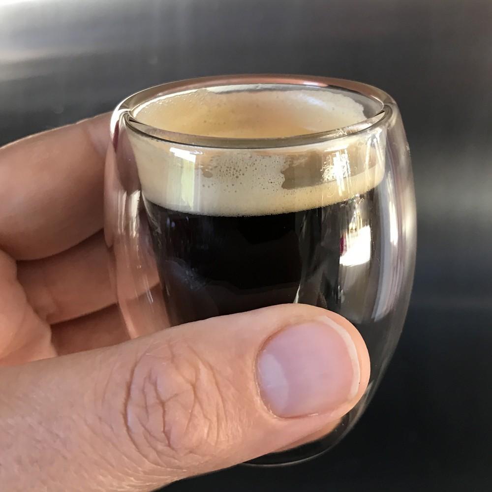 Tasses à Espresso Double Paroi