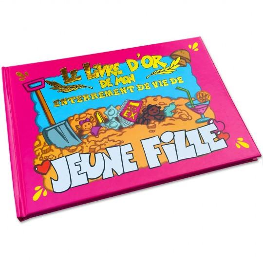Livre D'or Enterrement De Vie De Jeune Fille